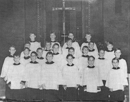 B choir
