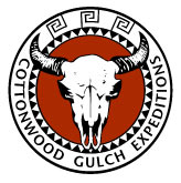 Cottonwood Gulch sticker