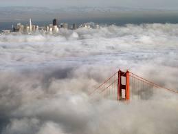 Gold fog