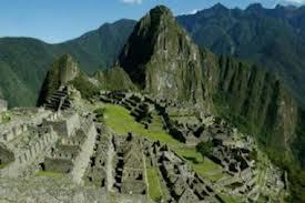 Hyrum Bingham - Machu Picchu