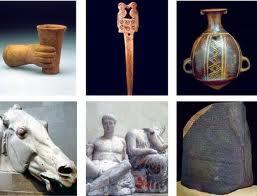 Hyrum Bingham treasures