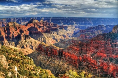 Nat Park - Grand Canyon