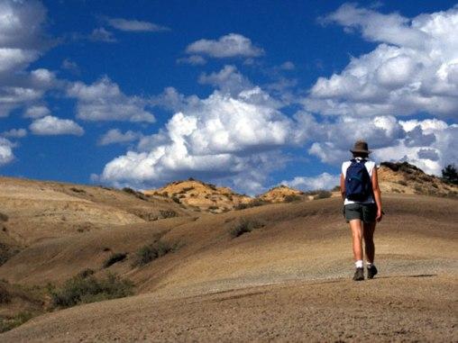 Prairie Trek - solo walk