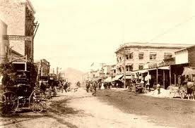 Twain - goldfields photo