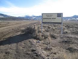 Twain - mine sign
