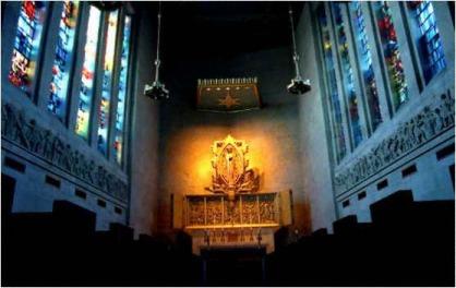 Twynham Lady Chapel