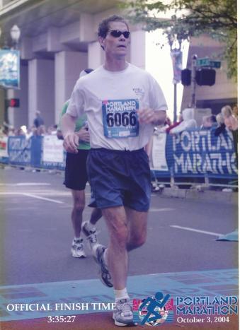Hooper PDX marathon