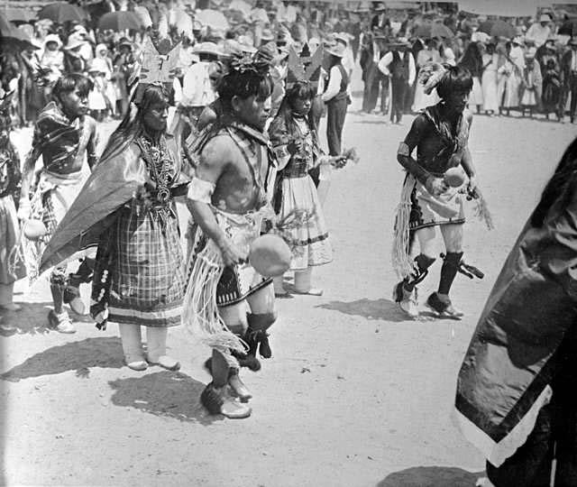 Film Scenario The Corn Dance Of The Jemez Indians Henry