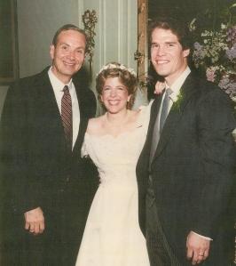 G Wedding with bro
