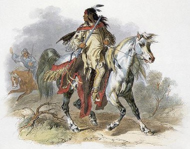 blackfoot_on_horseback