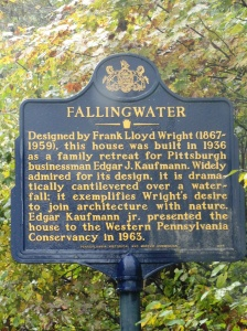 falling water frank lloyd wright pennsylvania