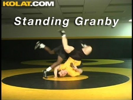 Standing Granby
