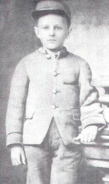 John Baker, McDonogh's first student