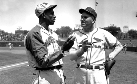 DIZZY DEAN AND PAIGE