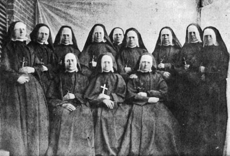 Founders of the Oregon order, Sisters of the Holy Names of Jesus