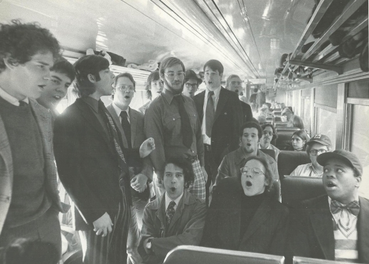 SOB - Harvard Train 1974