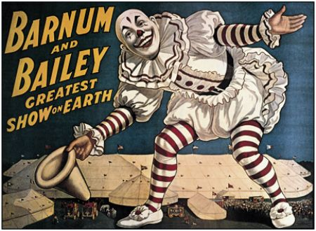 BARNUM-AND-BAILEY-CIRCUS-POSTER-1917-31IN-BY-23