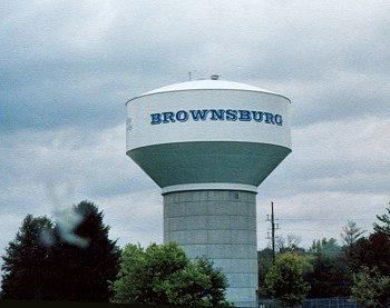 BrownsburgTower