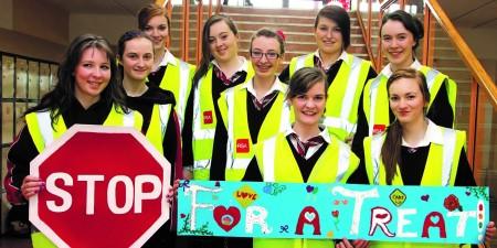 Crosswalk Safety - Community action