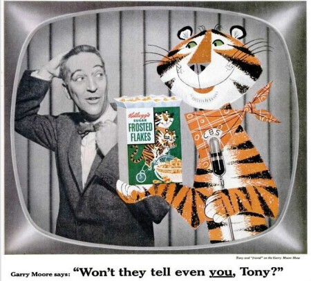 Garry_Moore_Tony_the_Tiger_1955