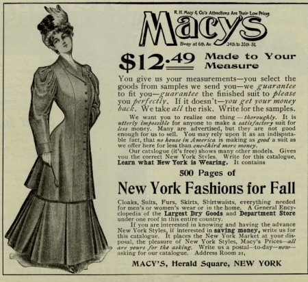 Macys Catalog1905