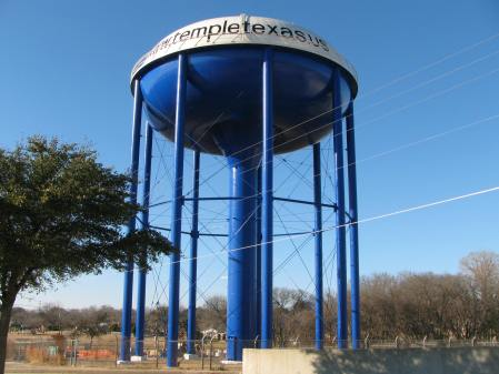 TempleTexas.us_Water_Tower