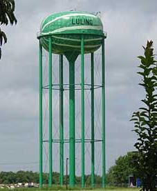 Watermelon Water Tower
