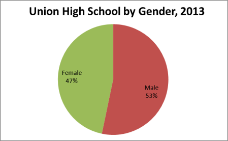 school by gender