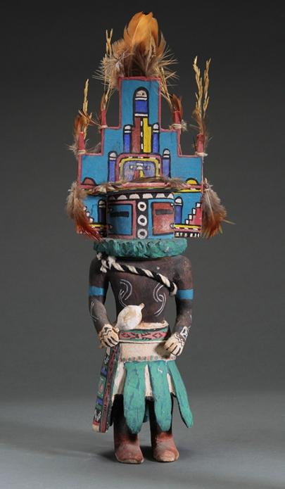 Hopi Katsina #9207