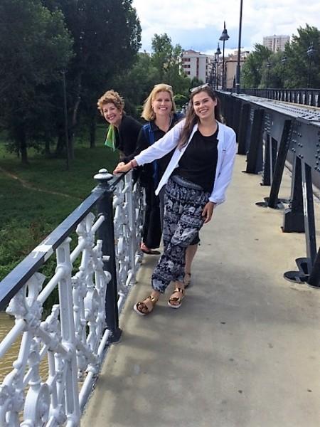 Bridge in Logrono