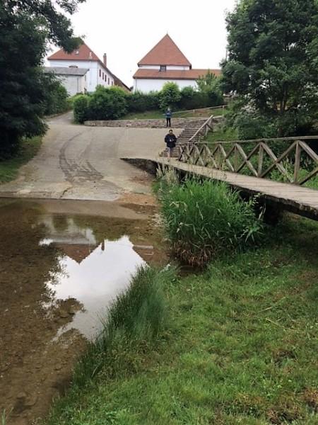 Bridge Roncesvialles